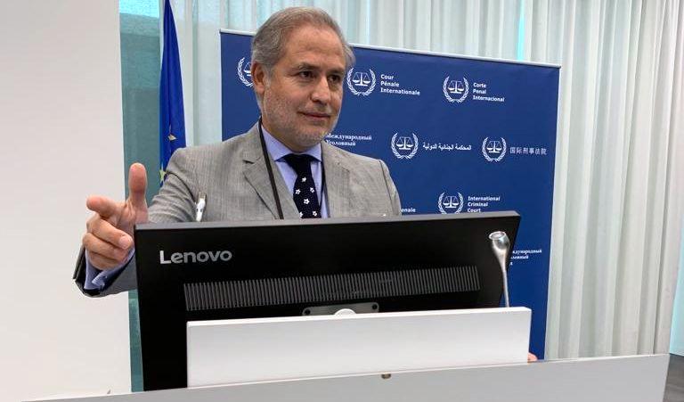 Abogado chileno entre los convocados para participar en seminario organizado por la Corte Penal Internacional