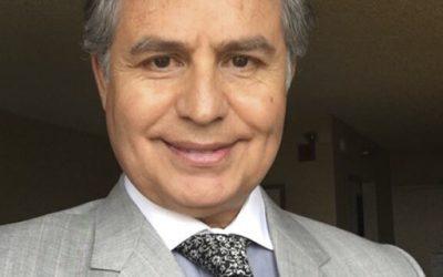 Abogado Juan Carlos Manríquez colaboró en análisis de palabras de nuevo diccionario de léxico jurídico de la Real Academia Española