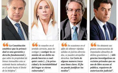 """[El Mercurio] Abogados por fallo de Corte de Rancagua que puso límite al uso de drones: abre línea jurisprudencial """"interesante e inédita"""""""